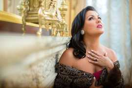 Anna Netrebko and Yusif Eyvazov on Dubai Opera stage