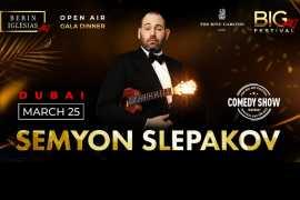 Comedy Show Семена Слепакова в Дубае