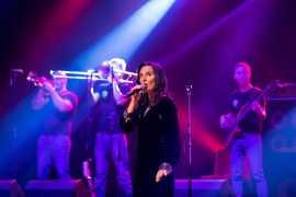 Елена Ваенга выступила на сцене Music Hall в Дубае