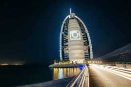 Instagram celebrates 5-year anniversary at iconic Burj Al Arab