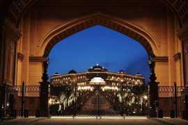 UK's Gentlemen's Tonic opens at Emirates Palace Spa