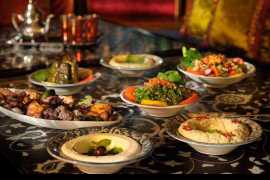 Ramadan at the Palace Downtown Dubai