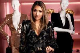Tutus Kurniati translates her glamorous style to her first store at The Nakheel Mall