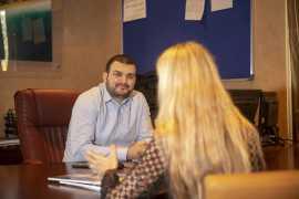 Интервью с Ниджатом Алиевым, представителем владельца Sofitel Dubai The Palm