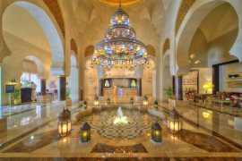 Семейный отдых в отеле Miramar Al Aqah Beach Resort