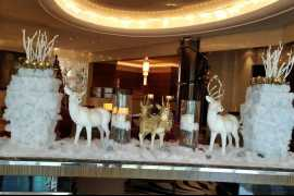 A festive feast at Grand Millennium Dubai