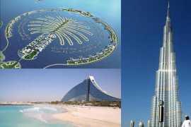 За первый квартал 2019 года Абу-Даби и Дубай посетили свыше шести миллионов туристов
