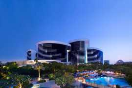 Grand Hyatt Dubai Celebrates This Festive Season In Winter Wonderland