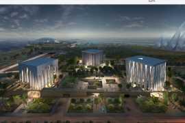 Высший комитет человеческого братства представил дизайн для Дома Авраамической Семьи