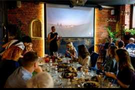 Department of Culture and Tourism - Abu Dhabi hosts media breakfast in Moscow
