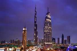 Address Boulevard:迪拜繁华城区新地标