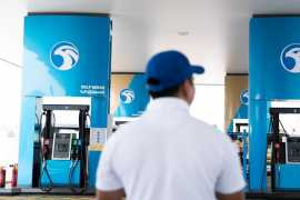 From Sunday Dh10 fee waived for Adnoc attendants to fill your tank