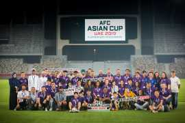 The road to AFC Asian Cup UAE 2019TM