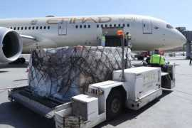 UAE sends 13 tonnes of medical supplies to Kazakhstan to fight COVID-19