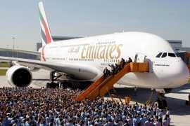 Авиакомпания Emirates названа самым популярным брендом ОАЭ