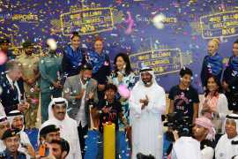 DXB Welcomes Billionth Passenger