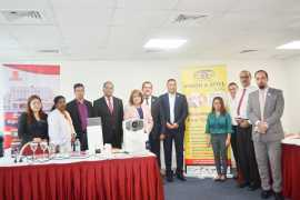 Al Bustan Centre & Residence holds comprehensive eye test for employees