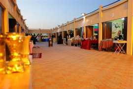 Head to Al Marmoom Heritage Village for a one-stop shop and unique cultural experience, March 20 to April 18