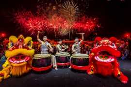 Chinese New Year Coming Back to Al Maryah Island With A Spectacular Fireworks Show
