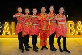 Celebrate Chinese New Year at Al Seef