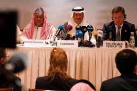 Russia says global oil stockpiles will cover Saudi shortfalls