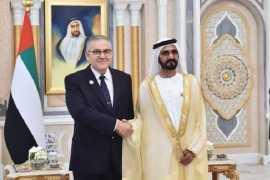 Посол РФ заявил о новой фазе отношений Москвы и ОАЭ после полета астронавта из ОАЭ