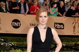 Amy Adams' choice is Cartier at 23rd Annual SAG awards!