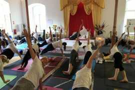 Ananta瑜伽营将在拉斯海马Marjan Island开启