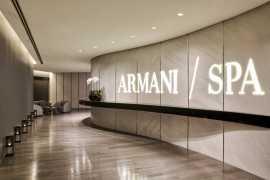 Armani/SPA—都市中心的宁静