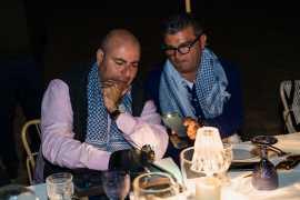 Ulysse Nardin представил в Дубае коллекцию Classic Tourbillon Falcon