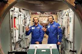 Halal menu for first Emirati astronaut's space mission is revealed