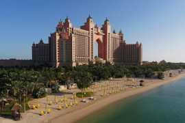 DUBAI酒店为阿联酋居民推出了诱人的夏日促销活动