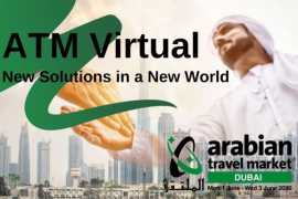 Debut of Arabian Travel Market Virtual Event