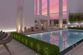 Новый бизнес-отель Marriott  Downtown Abu Dhabi