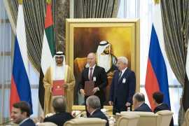 """""""Лукойл"""", """"Газпром нефть"""" и РФПИ подписали соглашения с ADNOC (ОАЭ)"""