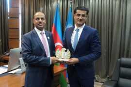 Dubai Customs participates in Azerbaijan WCO IT/TI Conference