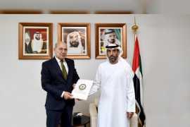 New Azerbaijani Ambassador to UAE