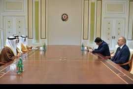 ОАЭ стремятся углубить связи с Азербайджаном - Гаргаш
