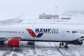 Azur Air отменил февральские перелеты из Перми в Дубай