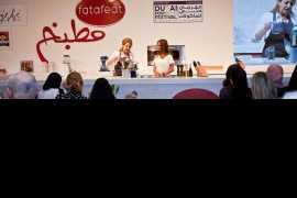 迪拜美食节--Fatafeat厨房
