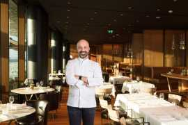 Bvlgari Chefs Luca Fantin and Niko Romito Awarded ThreeForks by Gambero Rosso