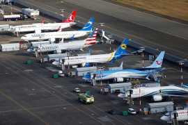 Спрос на самолёты Боинга рухнул на 38%