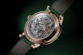 Limited Edition Récital 27 showcases Maison BOVET's dedication to watchmaking excellence
