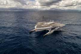 宝玑携手海洋保护基金会全新海洋卫士号恢弘航行