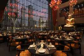 Russian Christmas at Buddha Bar