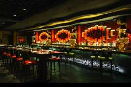 Buddha Bar Chinese New Year celebration