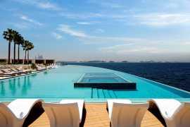 帆船酒店开辟大型露天区域Burj Al Arab Terrace