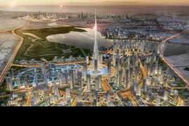 """Emaar将建造迪拜""""唐人街""""——酒店蓝图扩展到全亚洲"""