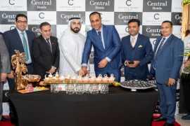 Открытие курортного отеля C Central The Palm