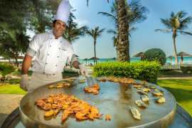 Friday Garden Brunch at Kempinski Hotel Ajman